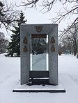 Praha, Ruzyně, K Letišti, RAF memorial.jpg