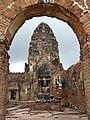 Prang Sam Yot (Monkey Temple) - Lop Buri - Thailand - 04 (34641161050).jpg
