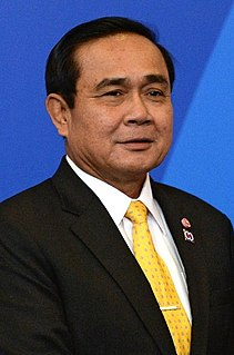 Prime Minister of Thailand Head of government of Thailand