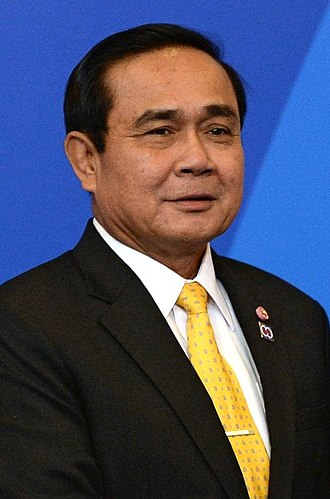 Prime Minister of Thailand - Image: Prayut Chan o cha (cropped) 2016