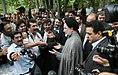 President Mohammad Khatami, Correspondents' Dinner party (5 8404230040 L600.jpg