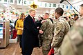 President Trump the First Lady Visit Troops in Iraq (31562963667).jpg