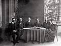 Presidium of Georgia Constituent Assembly. 1918.jpg