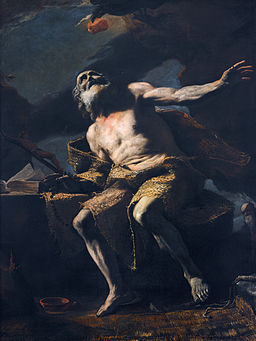 Preti, Mattia - St. Paul the Hermit - c. 1656-1660