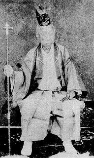 Prince Fushimi Kuniie Japanese prince