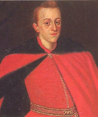 Władysław IV Vasa - Young Władysław