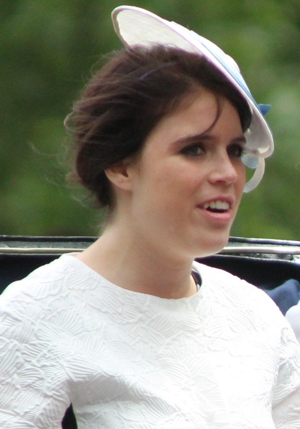 Princess Eugenie, 2013 (cropped)