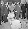 Prinses Beatrix bezocht de Nationale Beroepsmanifestatie te Utrecht, Bestanddeelnr 915-1340.jpg