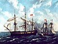 Privateer-Action of 15 May 1799-Granville.jpg