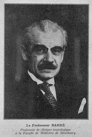 Jean Alexandre Barré - Jean Alexandre Barré