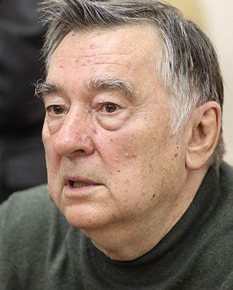 Alexander Prokhanov - Image: Prokhanov 3