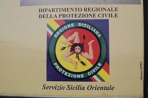Protezione Civile - Servizio Sicilia Orientale