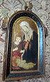 Pseudo pier francesco fiorentino, madonna col bambino e s. giovannino, 1450-1490 ca 02.JPG
