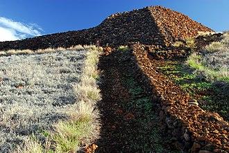 Puʻukoholā Heiau National Historic Site - Image: Pu'ukohola Heiau temple 2