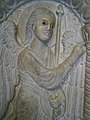 Pulpit Relief with the Annunciation, Angel Gabriel (3217912508).jpg