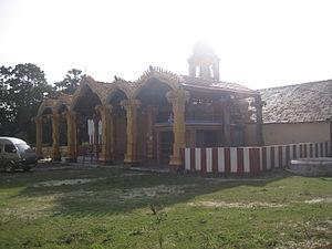 Pungudutivu - Hindu Temple, Pungudutheevu