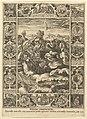 Punitio Tirannorum, from Allegories of the Christian Faith, from Christian and Profane Allegories MET DP821016.jpg