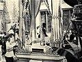 Purification bath of King Prajadhipok at coronation ceremony.jpg