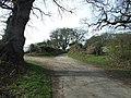 Pussex Lane, Hurn - geograph.org.uk - 1801371.jpg