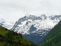 Pyrénées vues du village d'Oô.JPG