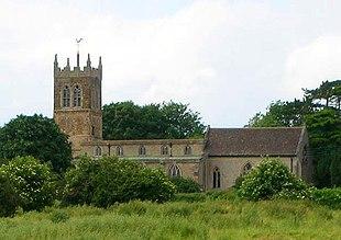 Church of All Saints, Pytchley