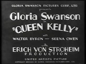 Файл:Queen Kelly (1929).webm