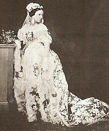 Victoria (Foto von Roger Fenton, 1854) (Quelle: Wikimedia)