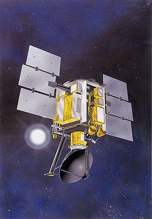 Radiodetermination-satellite service - Image: Quik Scat