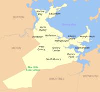 Quincy, Massachusetts   Wikipedia