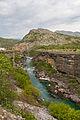 Río Moraca, norte de Podgorica, Montenegro, 2014-04-14, DD 06.JPG