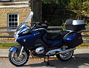 2007 R1200RT available in Biarritz blue