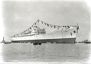 Italian auxiliary cruiser Ramb I - RAMB I