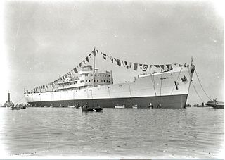 Italian auxiliary cruiser <i>Ramb I</i>