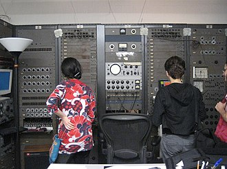 Computer Music Center - RCA Mark II Sound Synthesizer, Computer Music Center at Columbia University, NIME2007