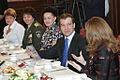 RIAN archive 378553 Dmitry Medvedev meets with Russian women before the International Women's Day.jpg
