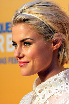 Rachael Taylor in 2012 bij de première van Any Questions for Ben?