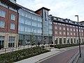 Radisson Blu Hotel, Durham - geograph.org.uk - 2166460.jpg