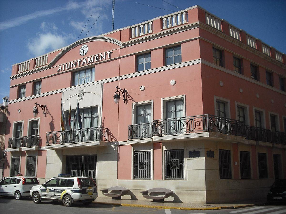 Rafelbuñol - Wikipedia, la enciclopedia libre