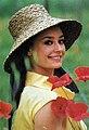 Raffaella Carrà as photomodel, ca. 1960s.jpg