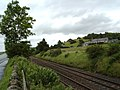 Railroad tracks between Overtown and A76 - geograph.org.uk - 482743.jpg