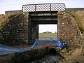 Railway Bridge and Wandel Burn - geograph.org.uk - 100252.jpg
