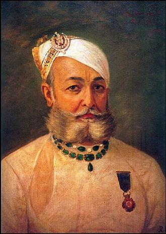 Udaipur State - Rai Pannalal Mehta (Dewan, from 1878 – September 1894)