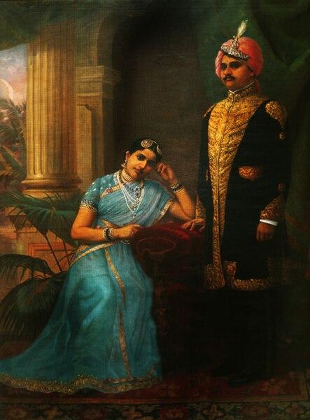 File:Raja and Rani of Kurupam.jpg