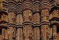 Rajarani Temple - Intricate work on the exterior part of the temples.jpg