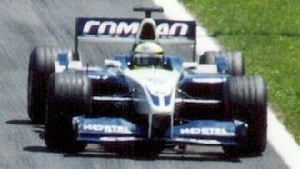 Ralf Schumacher - Schumacher driving for Williams at the 2001 Canadian Grand Prix, where he took his second career victory