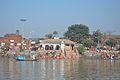 Ramkrishnapur Ghat - Howrah - River Hooghly 2013-11-09 4201.JPG