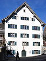 Rapperswil - Altstadt - Haus Schlossberg IMG 1336 ShiftN.jpg