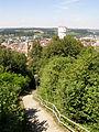 Ravensburg Burgtreppe von oben.jpg