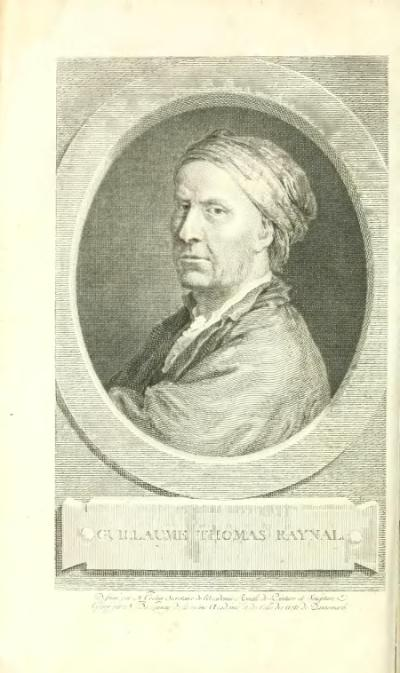 GUILLAUME THOMAS RAYNAL.