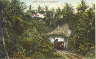 Montego Bay railway station
